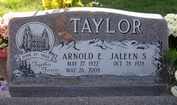Arnold Taylor