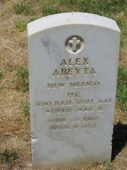 Alex Abeyta