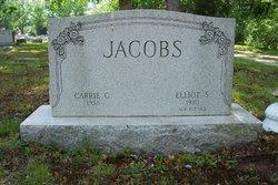 Carrie <i>Crouse</i> Jacobs