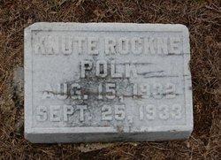 Knute Rockne Polk