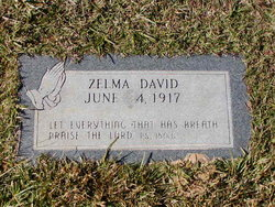 Zelma <i>Beckham</i> David