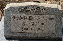 Winfield Lee Anderson