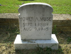 Homer A. Muse