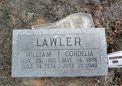 Mary Cordelia <i>Trammell</i> Lawler