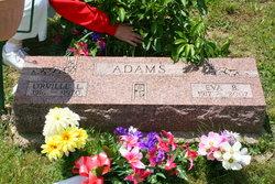 Eva B. <i>Cutler</i> Adams