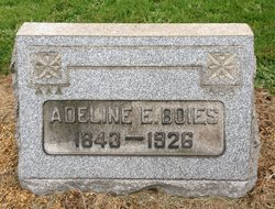 Adeline <i>Crouch</i> Boies