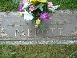Ernest Rossar Parrott
