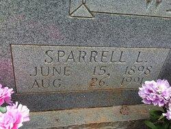 Sparrell Lyn Walker