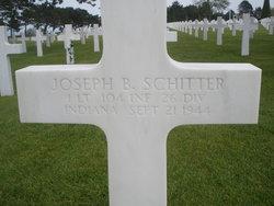 1Lt Joseph B Schitter