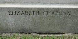 Elizabeth <i>Parker</i> Chapman