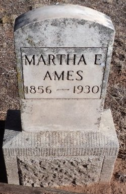 Martha Ellen <i>Staley</i> Ames