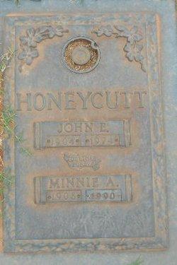 John Ervin Honeycutt