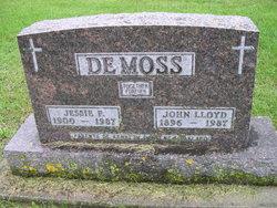Jessie F. <i>Bigelow</i> DeMoss