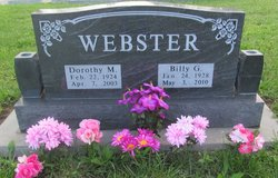 Dorothy Mae <i>Lamb</i> Webster