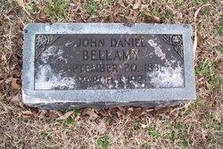 John Daniel Bellamy