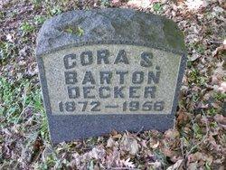 Cora Adelaide <i>Steele</i> Barton