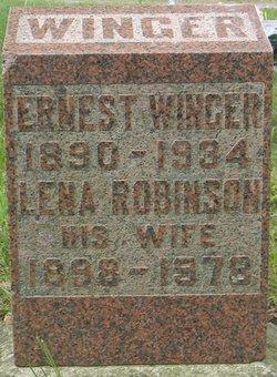 Ernest George Winger