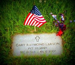 Gary Raymond Larson