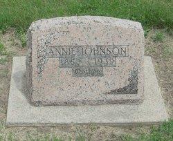 Anna <i>Beekman</i> Johnson