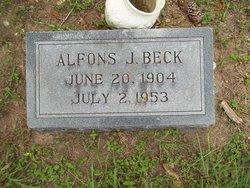 Alfons J Beck