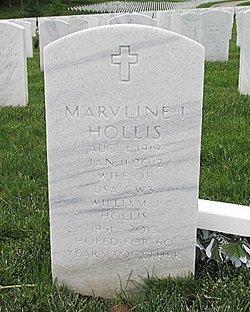 Marvline Irene Marv <i>Howard</i> Hollis