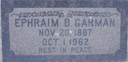 Ephraim B. Garman