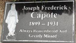 Joseph Frederick Capote