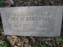 Ida Mae <i>Niebert</i> Bertram