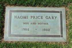 Naomi <i>Price</i> Gary