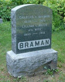 Charles A Braman