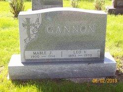 Mable J. Gannon