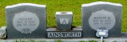 John Wesley Ainsworth
