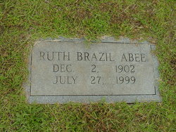 Ruth Brazil Abee