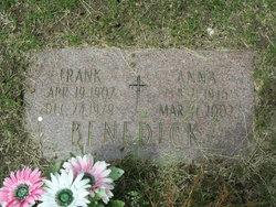 Anna <i>Danko</i> Benedick