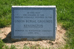 Union Burial Grounds