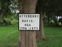 Davis - Atteberry Cemetery