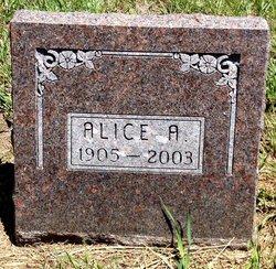 Alice Aleda <i>Johnson</i> Hammer