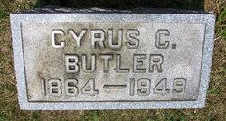 Cyrus C Butler
