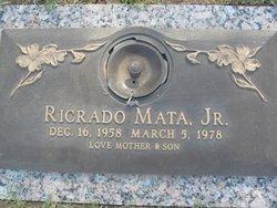 Richard Mata, Jr