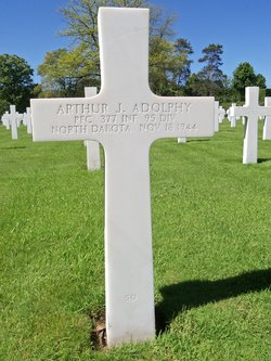 PFC Arthur J Adolphy