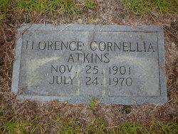 Florence Cornellia <i>Karriker</i> Atkins