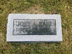 Joey A. Kahl