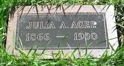 Julia A. Agee