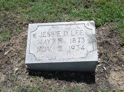Jessie D. Lee