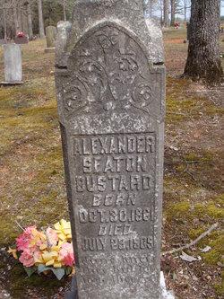 Alexander Seaton Bustard