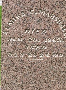 Almira Catlin <i>Twining</i> Marshall