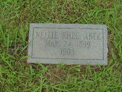 Nellie Rhee Abee