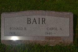 Carol A Bair