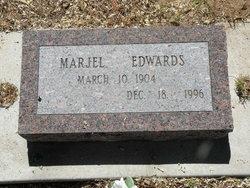 Marjel May <i>Wemple</i> Edwards