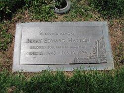 Jerry Edward Hatton